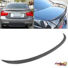 Item In LA BMW 3-Series E90 4D M3 Type Rear Trunk Lip Spoiler Wing ABS 06-11