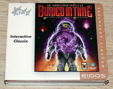 The Journeyman Project 2: buried in Time (1996) PC, aventura, usado