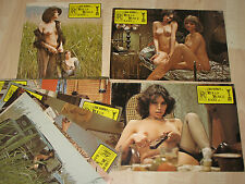 Rolls-Royce Baby - 10 Aushangfotos - Lina Romay Eric Falk sexy and busty