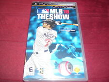 MLB 10 THE SHOW PSP FACTORY SEALED!!!  C@@L!!!