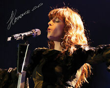 FLORENCE AND THE MACHINE #1 - 10X8 PRE PRINTED LAB QUALITY PHOTO PRINT