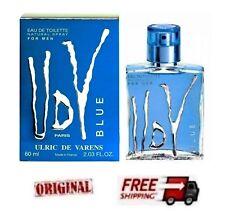 Ulric De Varens UDV Blue Cologne Men 60ml (2.03oz) Natural Spray