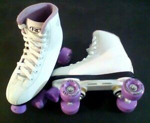 Roller Star 550 Roller Skates Size 8 Large Used