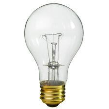 CASE/100PCS 230V 100-WATT E-27 CLEAR VIBRATION SERVICE LIGHT BULB