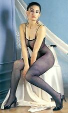 Sexy Lingerie  Black Fishnet   Bodystocking pantyhose  (One Size fits Most)
