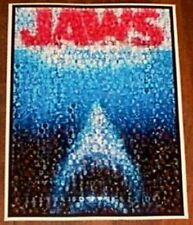 Amazing Jaws Movie Monster Montage Limited Edition
