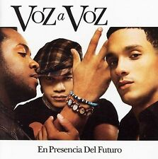 En Presencia del Futuro by Voz a Voz (CD, 2005, Afuego Records) NEW
