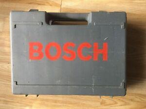 Bosch PDA 120E Delta Sander and accessories