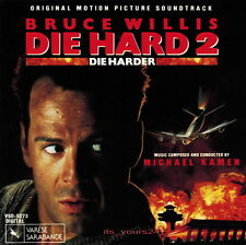 Die Hard 2: Die Harder - Original Soundtrack [1990] | Michael Kamen | CD