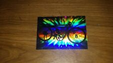 INDIAN MOTORCYCLE SERIES 2 HOLOGRAM NUMBERED CHASE CARD!!