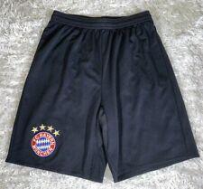 Youth Kids Adidas ClimaCool FC Bayern Munich 2016-2017 Soccer Shorts Size Large