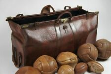 Men's Leather Travel Bags & Hand Luggage without Wheels