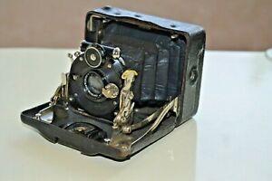 ICA Atom 53 horizontal Camera  Carl Zeiss Jena Tessar  Rare
