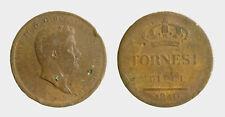 s544_16) Napoli Due Sicilie Ferdinando II (1830-1859) 10 Tornesi 1840