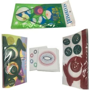SPIRAL ART ( PACK OF 3 ) **BRAND NEW**