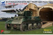 BRONCO CB35210 1/35 A17 Vickers Tetrarch Mk.I / MkICS Light Tank