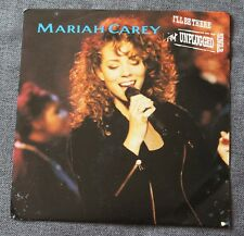 Mariah Carey, i'll be there / so blessed, SP - 45 tours + insert promo
