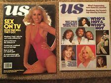 US Magazines from 1978 (6 magazines)