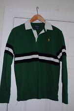 Ralph Lauren Polo- Boys SIze L - Rugby Shirt - EUC!