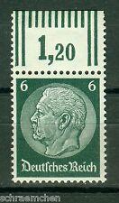 Deutsches Reich 516 W Or, *, Hindenburg wz4