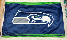 Seattle Seahawks Quality Soft Microfiber Pillow Case Cover