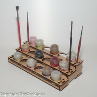 18 Paint Rack Holder for Citadel Warhammer Paints