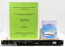"Ten-Tec RX-330B Mil-Spec ""Black Box"" DSP Full Feature Radio Receiver VERY SCARCE"