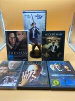 DVD 6er Box ** 3 x A. Hopkins u. 3x Nicolas Cage Hearts, Wicker man, Weather man