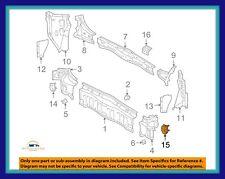 TOYOTA OEM 04-10 Sienna Rear Body Panel Reinforcement Mounting Plate Left Side
