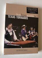 DVD SIGILLATO / SEALED TEXAS TORNADOS LIVE FROM AUSTIN TX DOUG SAHM AUGIE MYERS