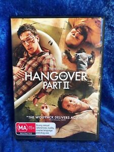 The Hangover Part 2 Region 4 DVD Free Postage