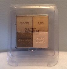 VICTORIA'S SECRET EYE SHADOW QUAD TESTER IN SULTRY NEW