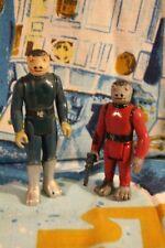STAR WARS 1979 Red & Blue Snaggletooth KENNER Action Figure COO Lot RARE Vintage