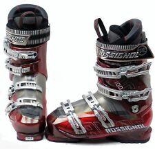 Rossignol Alias Easy Entry S100 Unisex Ski Boots Mondo 28.5 Mens 10.5 Red-USED