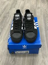 Adidas Originals Superstar 80s Bold Stripes Casual Shoes BD7363 Men's Size 11