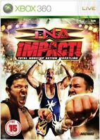Xbox 360 - TNA Impact **New & Sealed** Official UK Stock