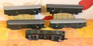 Piko Schicht Postwagen Postwaggon Wagen Waggon Personenwagen Personenwaggon
