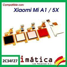 Button Home Flex Cable For Xiaomi Mi A1/5X Reader Fingerprints Main Central