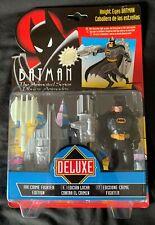 Kenner Knight Eyes Batman Animated Series 1994 vintage Deluxe MOC figure