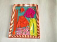 Barbie Doll The Ski Scene Outfit 1797 in Box Skiing Scene Mattel NRFB Vintage