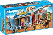 Playmobil 70012 emmener Western City Jouet Far West