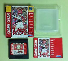 Magic Knight Rayearth Game Gear GameGear GG JAPAN USED
