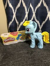 My Little Pony Play-Doh Forming Figurine With Play-Doh 4-pack