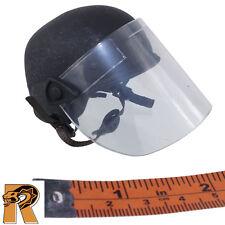 Riot Police Shawn - Riot Helmet w/ Visor - 1/6 Scale - ZC World Action Figures