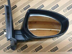 Rechts Beifahrerseite Spiegelglas Auenspiegel fr Mazda 2 2002 ...