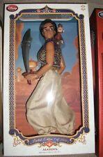 """Disney Aladdin & Abu 17"""" Doll Limited Edition 3500"""