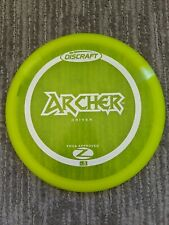 Discraft Archer Z Plastic 173-174g