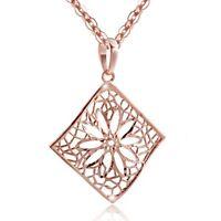Halskette Buchstabenanhänger G Silber Rosegold Lebensbaum Tree of Life NEU