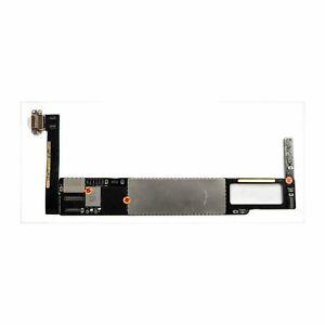 Carte Mère Apple iPad Mini 4 A1538 32GB WiFi Sans Bouton Fonction Connecteur Bla