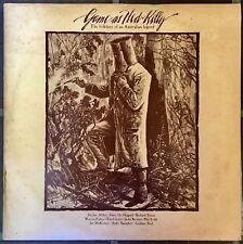 Game As Ned Kelly RARE OZ LP Larrikin Label